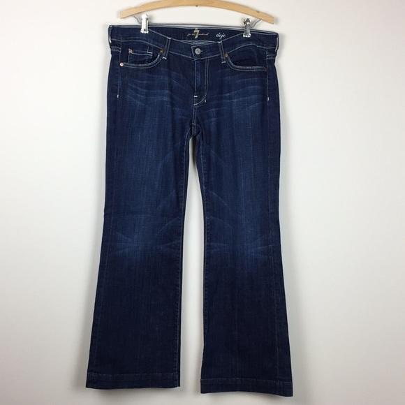 7 For All Mankind Denim - 7 For All Mankind - Dojo Flip Flip Jeans